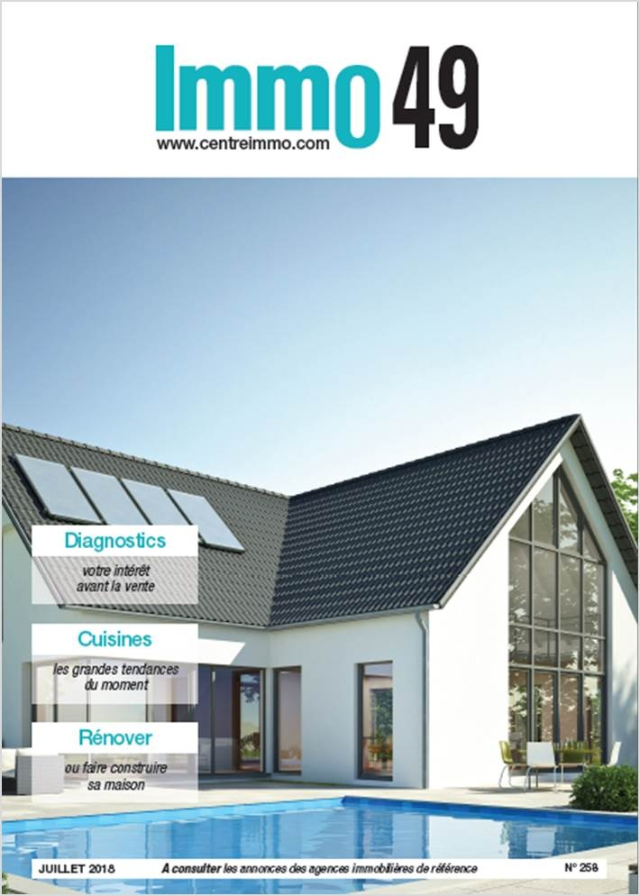 Immo le magazine immobilier nr communication for Immo immobilier