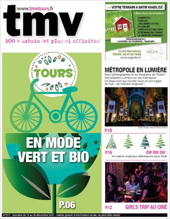 tmv Tours Hebdo gratuit d'information NR Communication