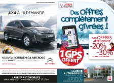 4 pages - Laurier Automobiles