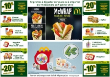 Coupons - Mc Donald's