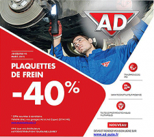 Campagne email marketing - AD