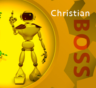 Christian - Boss - Production graphique NR Communication