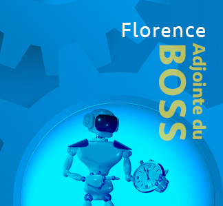 Florence - Adjointe - Production graphique NR Communication